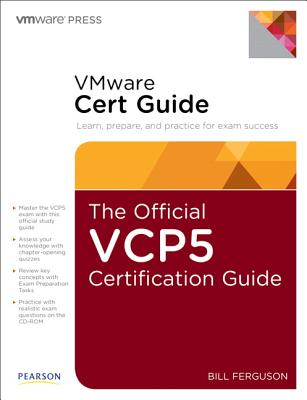 The Official Vcp5 Certification Guide