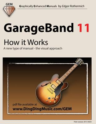 GarageBand 11 - How It Works: A New Type of Manual - The Visual Approach